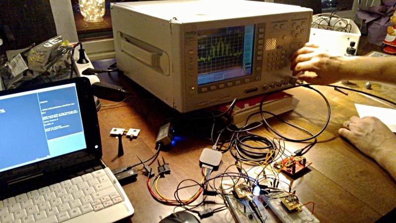 RF measurements